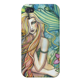 Fresh Water Mermaid iPhone Case Covers For iPhone 4