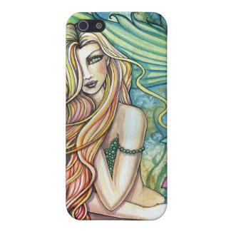Fresh Water Mermaid iPhone Case