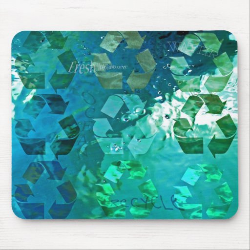 Fresh Water Mouse Pad