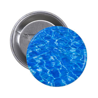 Fresh Water - Version Two of Three Pinback Button