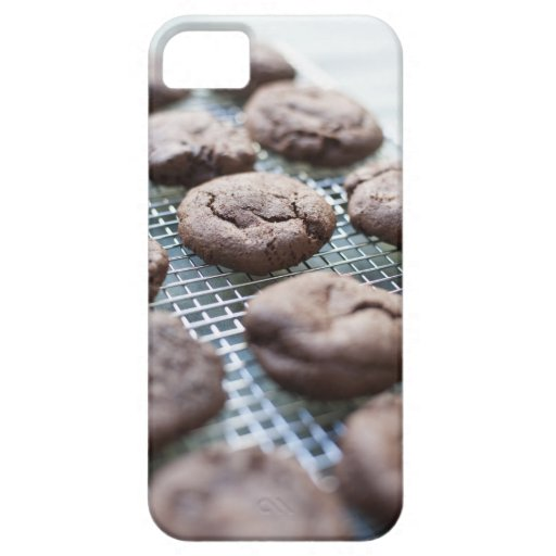 Freshly Baked Gluten-free Chocolate Cookies iPhone 5 Cover