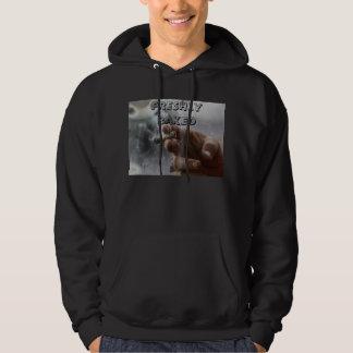 Freshly baked hoodie