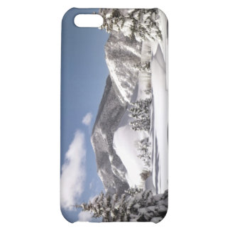 Freshly Fallen Snow Cover For iPhone 5C