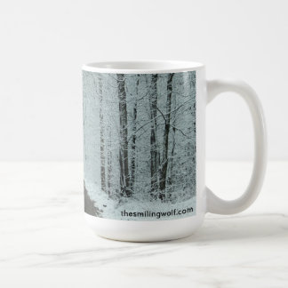 Freshly Fallen Snow Coffee Mugs