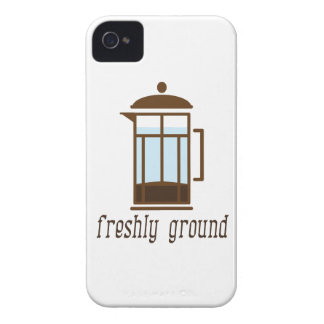 Freshly Ground Case-Mate iPhone 4 Cases