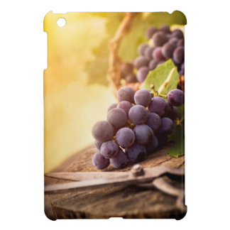 Freshly Harvested Grapes Cover For The iPad Mini