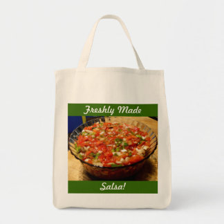Freshly Made Salsa Tote Bag