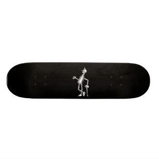 Freshly Oiled Tinman Skateboard Deck