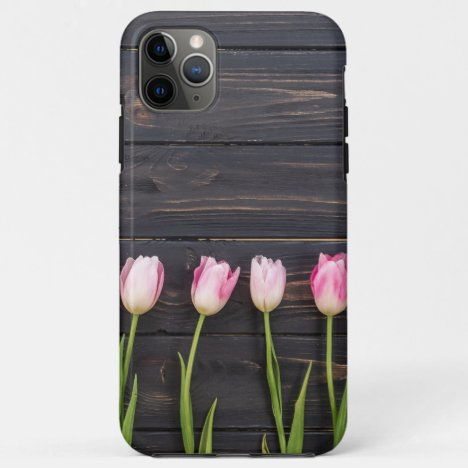 Freshly Picked Tulips iPhone 11 Pro Max Case