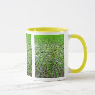 Freshly Planted Rice Mug