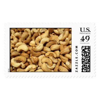 Freshly Roasted Cashew Nuts Stamp