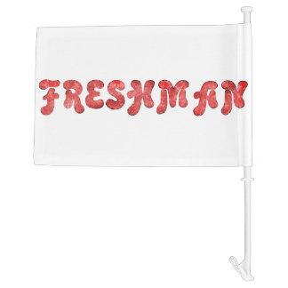 Freshman Car Flag