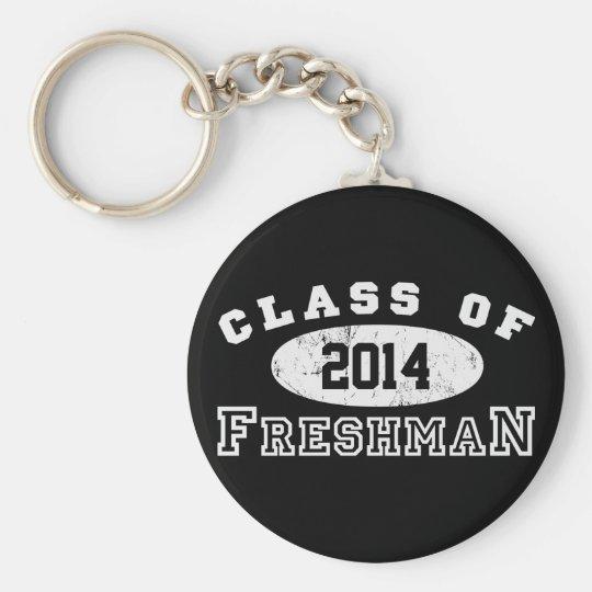 Freshman Class Of Keychain
