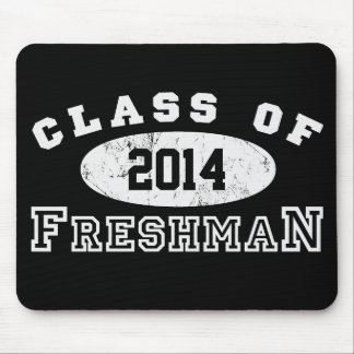 Freshman Class Of Mouse Pad