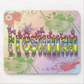 Freshman - Flowers Mousepad