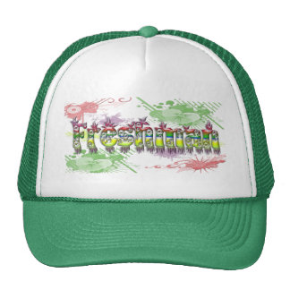 Freshman - Flowers Trucker Hat