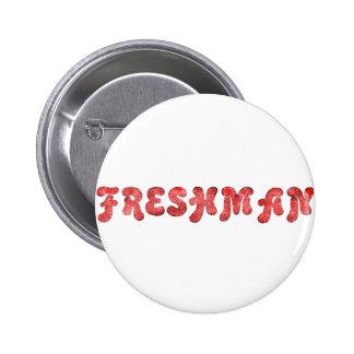 Freshman Pinback Button