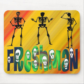 Freshman -  Skeletons Mousepad