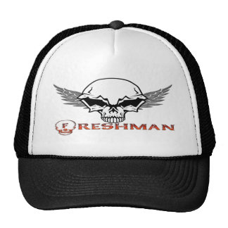 Freshman - Skull Wings Trucker Hat