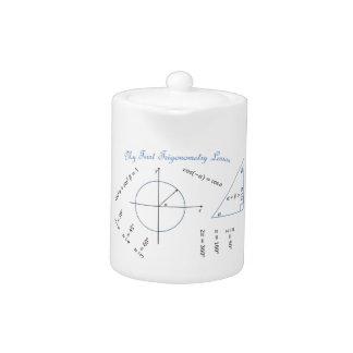 Freshman Trigonometry Item Teapot