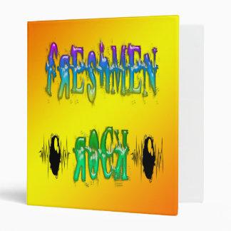 Freshmen Rock - Pulse Binder