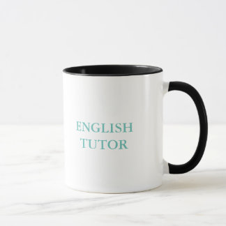 FreshMixes English Tutor Mug