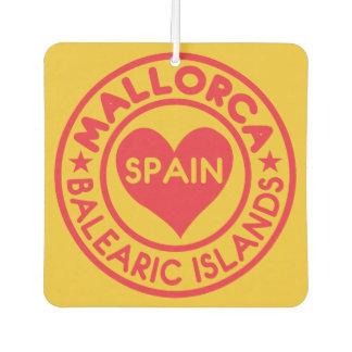 Freshner del aire del coche de MALLORCA España