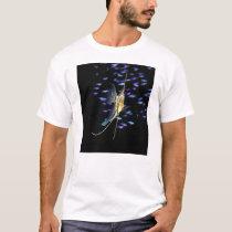 Freshwater Angelfish   Cardinal Tetras T-Shirt