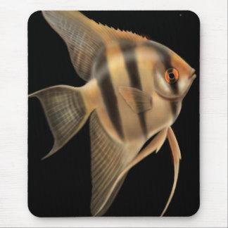Freshwater Angelfish Mousepad