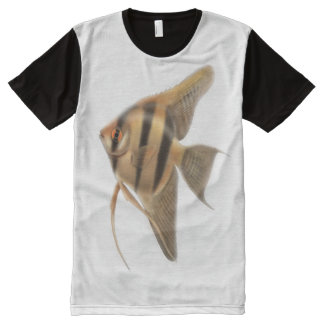 Freshwater Aquarium Angelfish Shirt