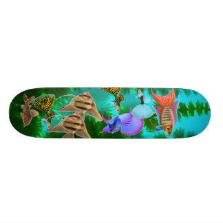 Freshwater Aquarium Skateboard