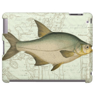 Freshwater Fish on Map
