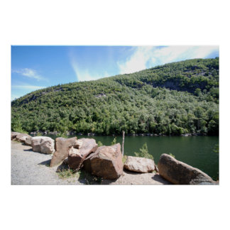 Freshwater lake in the Adirondacks. print 200