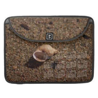 Freshwater Snail Shell 2013 Calendar Sleeve For MacBooks