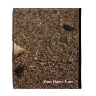 Freshwater Snail Shell Customizable iPad Cases
