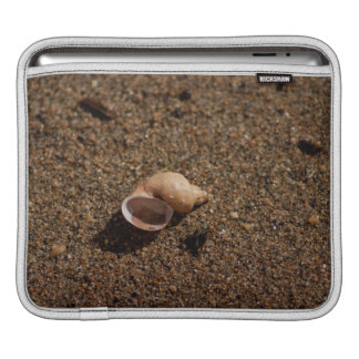 Freshwater Snail Shell No Text Sleeve For iPads