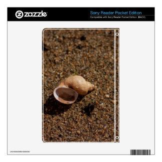 Freshwater Snail Shell Skins For Sony Reader