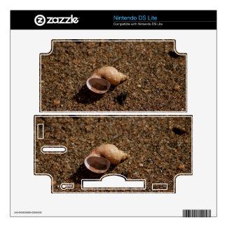 Freshwater Snail Shell Skins For The DS Lite