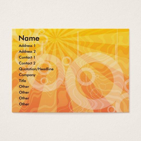 Freshy Profile/Business Card