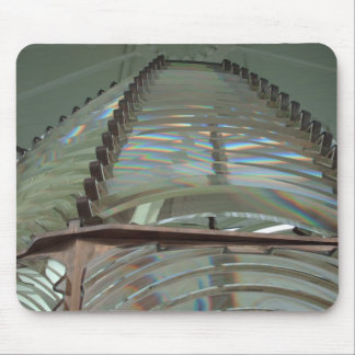 Fresnel Lighthouse Lens Mouse Pad