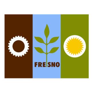 Fresno, California, Estados Unidos Postal