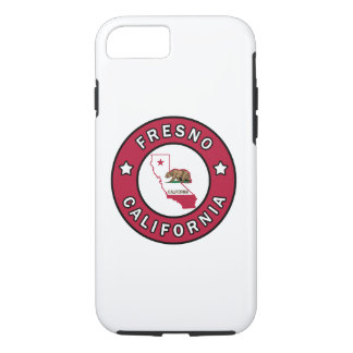 Fresno California iPhone 7 Case