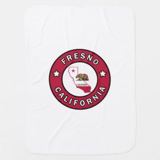 Fresno California Manta De Bebé