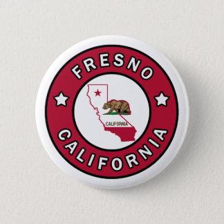 Fresno California Pinback Button