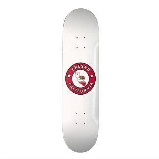 Fresno California Skateboard Deck