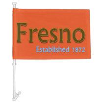 Fresno Car Flag