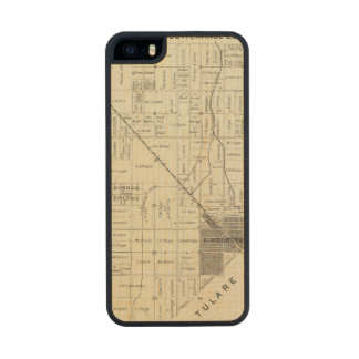 Fresno County, California 12 Carved® Maple iPhone 5 Slim Case