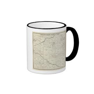Fresno County, California 12 Coffee Mugs