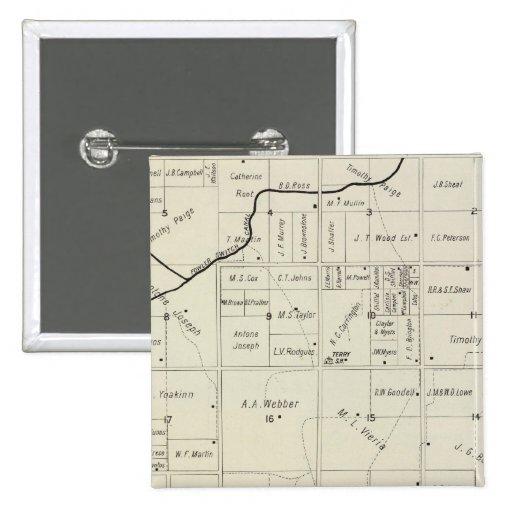 Fresno County, California 12 Pin