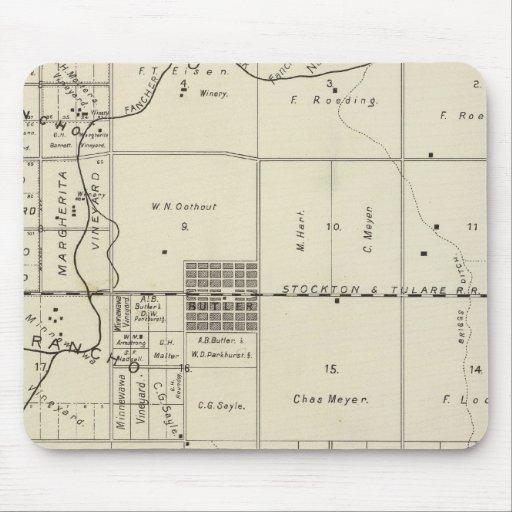 Fresno County, California 13 Mousepad